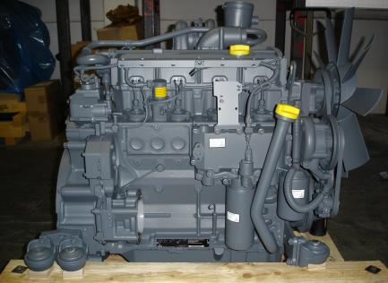 BF4M1013EC Original DEUTZ 9655