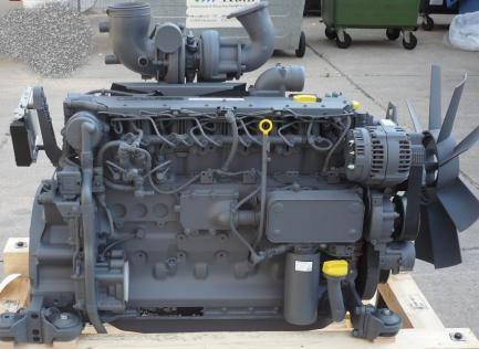 TCD2012L062V Original DEUTZ 811