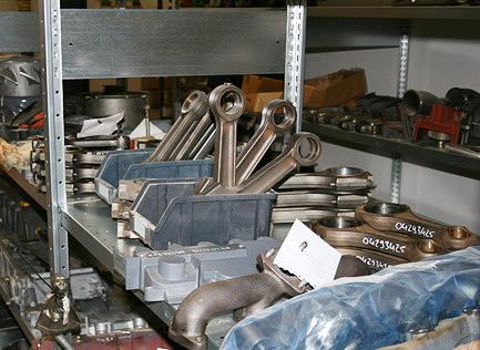 Das Unternehmen Marks Dieselmotorentechnik Gmbh & Co. KG